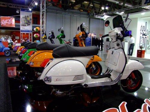 Panoramica degli stand di Eicma 2012 - Foto 8 di 25