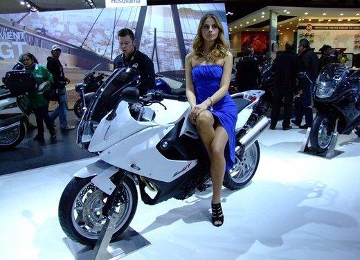 BMW Moto annuncia un nuovo modello boxer per il 2013 - Foto 1 di 9