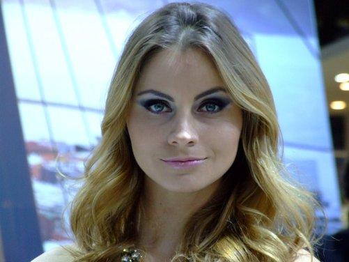 Le più belle ragazze all'Eicma 2012 - Foto 24 di 25