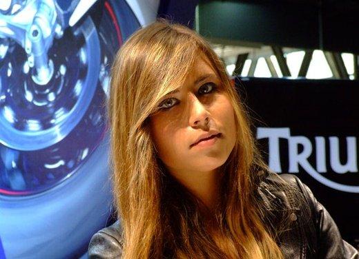 Tutte le modelle sexy di Eicma 2012 - Foto 3 di 25