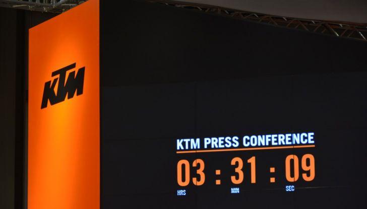 KTM 2017: ad EICMA tante novità, a cominciare dalle nuove Duke - Foto 9 di 25