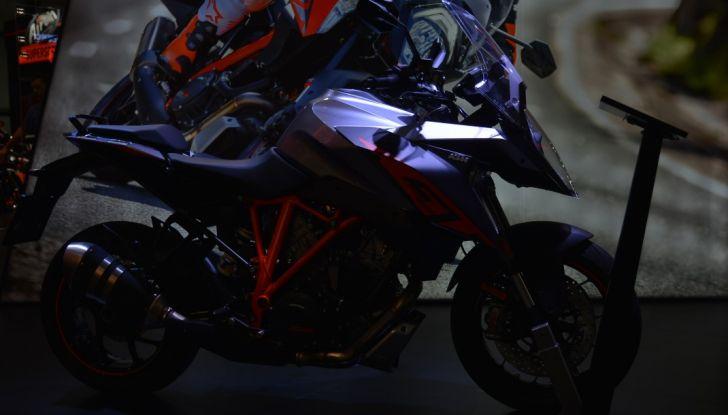 KTM 2017: ad EICMA tante novità, a cominciare dalle nuove Duke - Foto 13 di 25