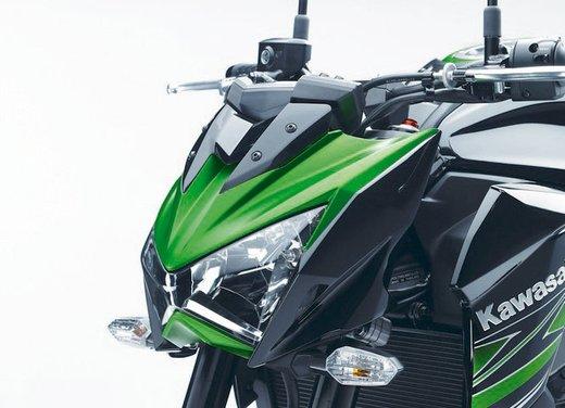 Kawasaki Z800 depotenziata a 35 kW per neopatentati - Foto 31 di 36