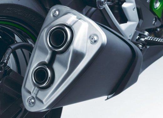 Kawasaki Z800 depotenziata a 35 kW per neopatentati - Foto 32 di 36