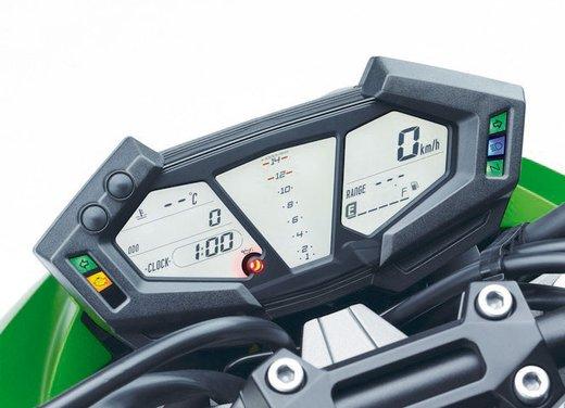 Kawasaki Z800 depotenziata a 35 kW per neopatentati - Foto 33 di 36