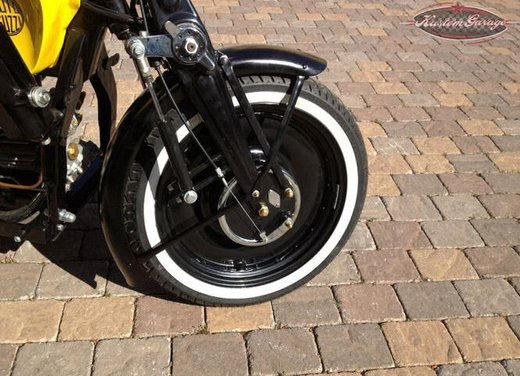 Moto Guzzi Ercole 500 Rusty by Dromo Bike - Foto 9 di 12