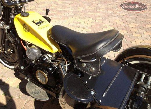 Moto Guzzi Ercole 500 Rusty by Dromo Bike - Foto 10 di 12