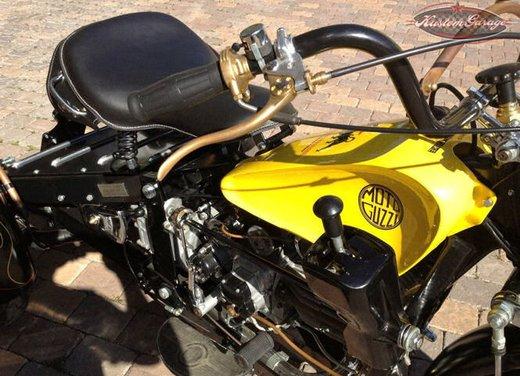 Moto Guzzi Ercole 500 Rusty by Dromo Bike - Foto 11 di 12
