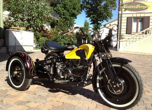 Moto Guzzi Ercole 500 Rusty by Dromo Bike - Foto 5 di 12