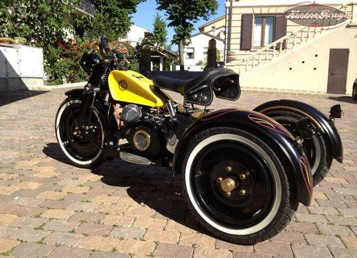 Moto Guzzi Ercole 500 Rusty by Dromo Bike - Foto 6 di 12