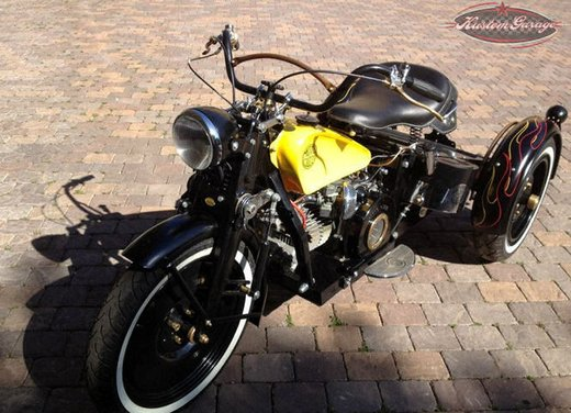 Moto Guzzi Ercole 500 Rusty by Dromo Bike - Foto 3 di 12