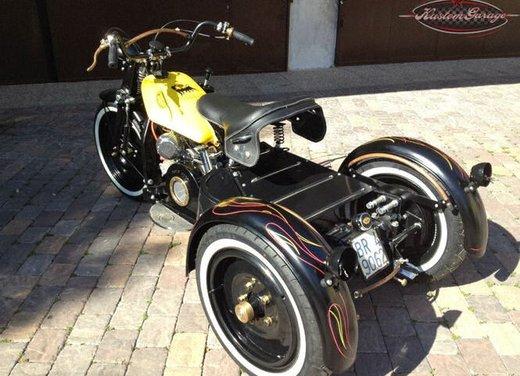 Moto Guzzi Ercole 500 Rusty by Dromo Bike - Foto 7 di 12