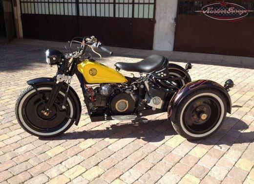 Moto Guzzi Ercole 500 Rusty by Dromo Bike - Foto 4 di 12