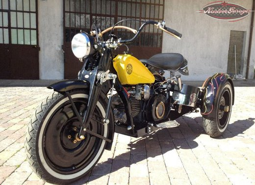Moto Guzzi Ercole 500 Rusty by Dromo Bike - Foto 2 di 12