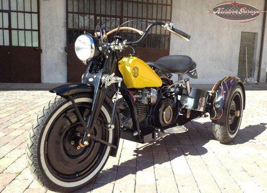 Moto Guzzi Ercole 500 Rusty by Dromo Bike - Foto 1 di 12