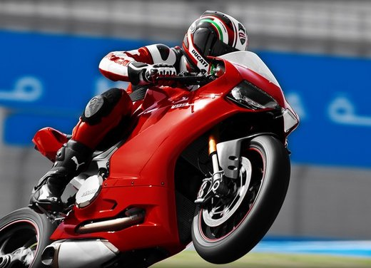 Ducati 1199 Panigale nuda - Foto 4 di 11