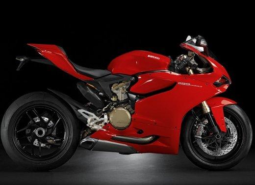 Ducati 1199 Panigale nuda - Foto 5 di 11