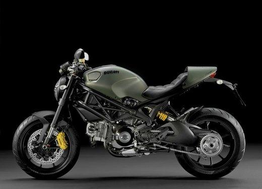 Ducati Monster Diesel nei Ducati Store - Foto 5 di 38