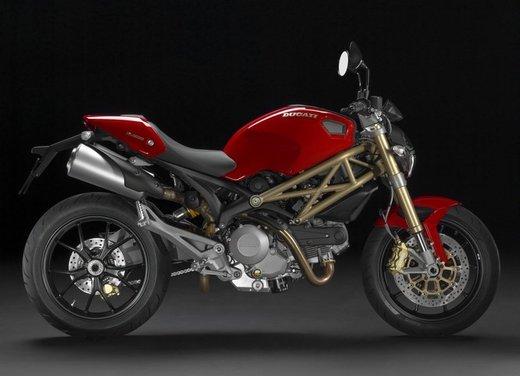 Ducati Monster: versioni, cilindrate e prezzi della leggenda di Borgo Panigale - Foto 3 di 12