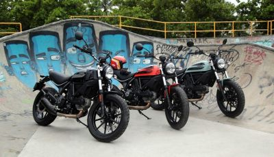 Ducati Bike Value: vantaggi per acquistare Scrambler Sixty2