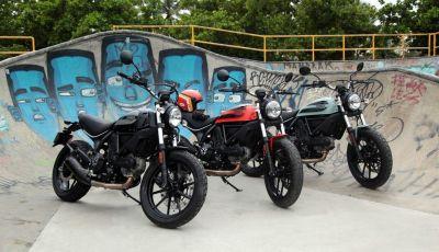 Ducati Bike Value: vantaggi per acquistare Scrambler Sixty2