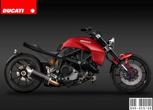 Nuova Ducati Hyper Monster