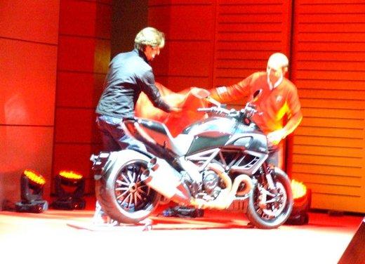 Eicma 2011: presentazione gamma 2012 Ducati - Foto 8 di 32