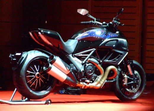Eicma 2011: presentazione gamma 2012 Ducati - Foto 9 di 32
