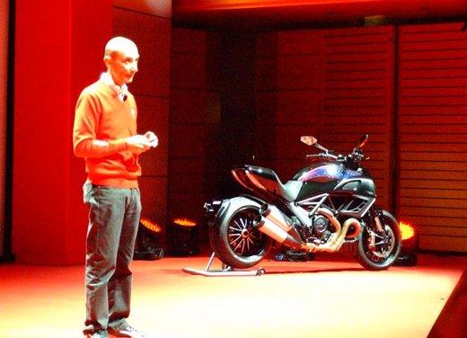 Eicma 2011: presentazione gamma 2012 Ducati - Foto 10 di 32