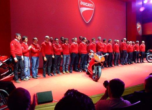 Eicma 2011: presentazione gamma 2012 Ducati - Foto 18 di 32