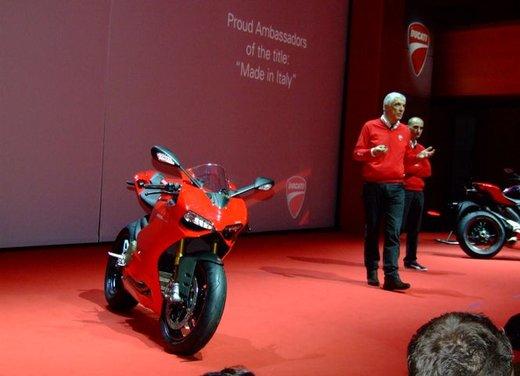 Eicma 2011: presentazione gamma 2012 Ducati - Foto 19 di 32