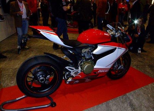 Eicma 2011: presentazione gamma 2012 Ducati - Foto 24 di 32