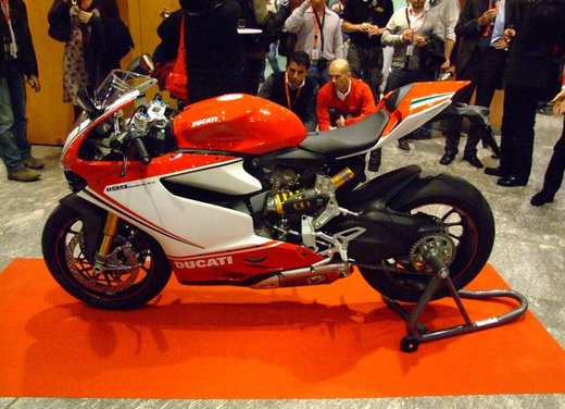 Eicma 2011: presentazione gamma 2012 Ducati - Foto 30 di 32