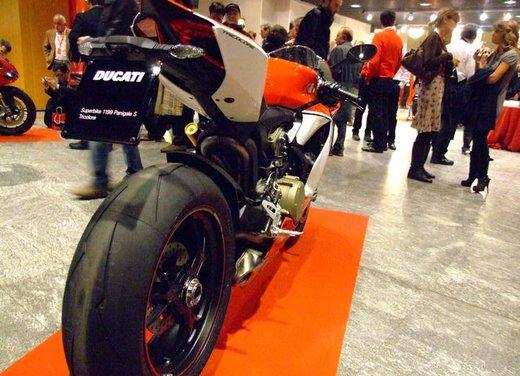 Eicma 2011: presentazione gamma 2012 Ducati - Foto 2 di 32