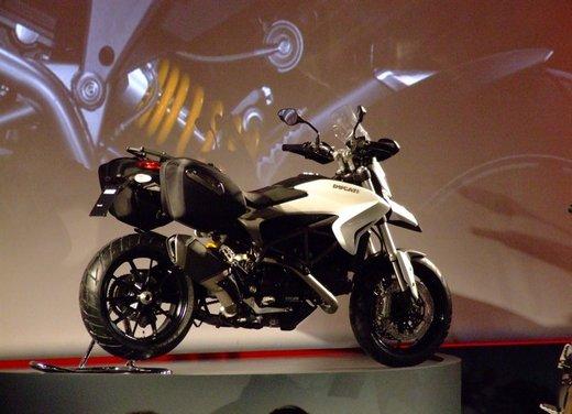 Ducati Hyperstrada - Foto 1 di 8