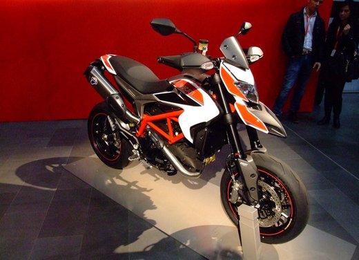 Nuova Ducati Hypermotard