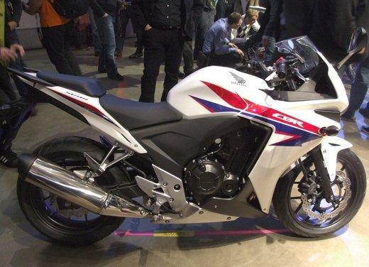 Honda CB500 prezzi e novità 2013 - Foto 11 di 12