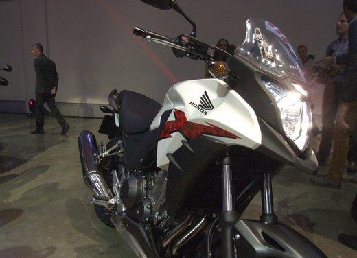 Honda CB500 prezzi e novità 2013