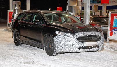 Ford Mondeo Wagon 2019: ibrida, familiare e per tutti