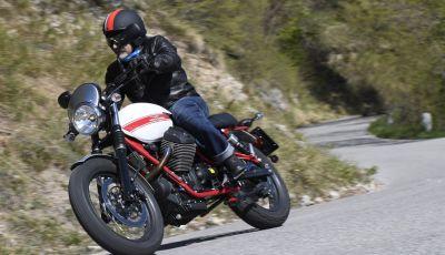 Prova su strada Moto Guzzi Stornello 2016: il ritorno!