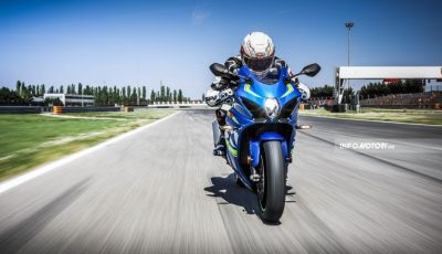 Suzuki Day 2018: A San Martino Del Lago per provare la GSX-R1000