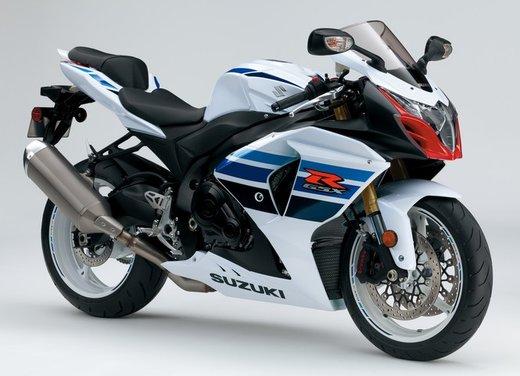 La Suzuki GSX-R1000 1million scende in pista