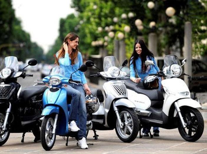 Aprilia Scarabeo 300 Special – Test ride - Foto  di