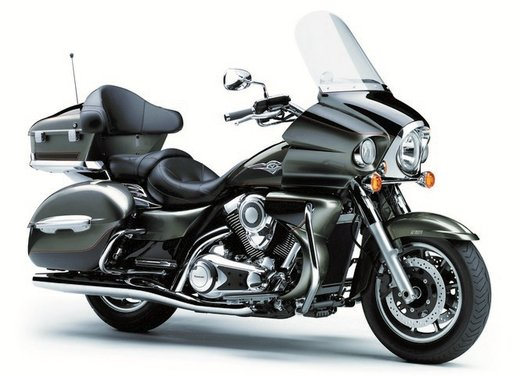 Kawasaki VN1700 Voyager Custom - Foto 3 di 13