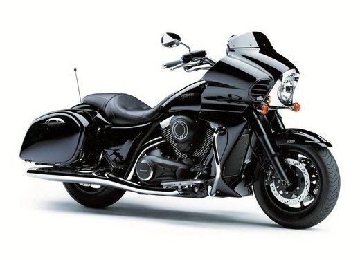 Kawasaki VN1700 Voyager Custom - Foto 2 di 13