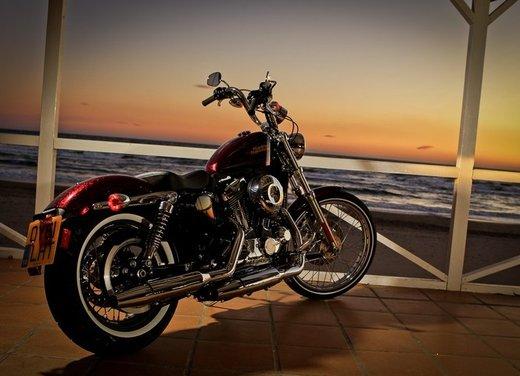 Harley Davidson Seventy-Two prova su strada della nuova Sportster - Foto 15 di 17