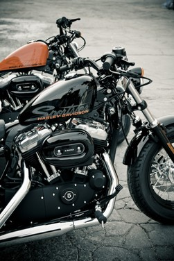 Harley-Davidson Sportster Forty-Eight - Foto 8 di 20
