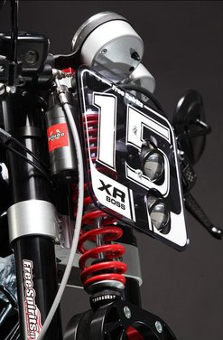 Harley Davidson XR 1200 Boss 88 by Freespirits - Foto 15 di 25