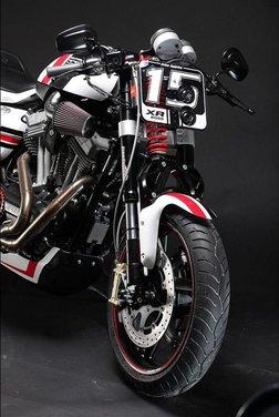 Harley Davidson XR 1200 Boss 88 by Freespirits - Foto 16 di 25