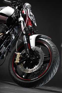 Harley Davidson XR 1200 Boss 88 by Freespirits - Foto 18 di 25